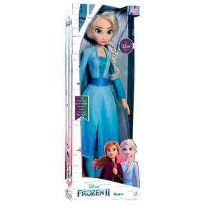 Boneca Frozen 2 - Elsa Mini My Size