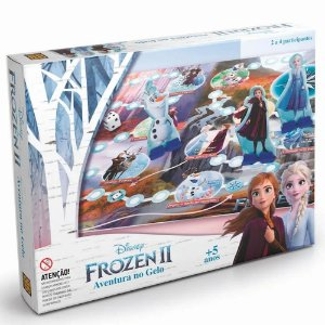 Jogo Aventura No Gelo Frozen 2