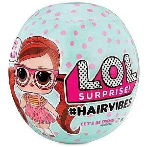 Boneca LOL Hair Vibes