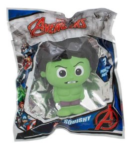 Squishy Marvel - mini boneco de espuma