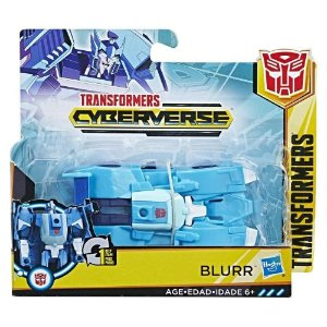 Transformers Cyberverse Step Changer