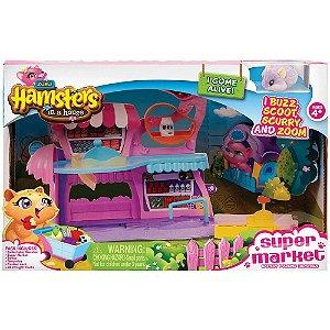Hamster  House Mercado Hamster