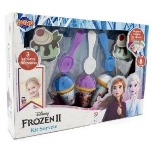 Kit Sorveteria Frozen