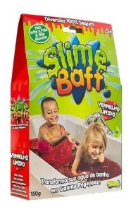 Slime Baff 1 Use Mixed Colours