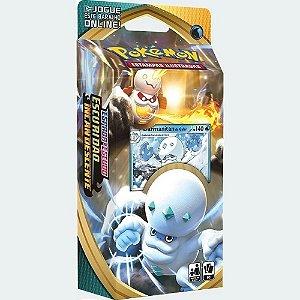 Carta Pokemon Espada e Escudo Série 3 - Starter Deck- Escuridão Incandescente