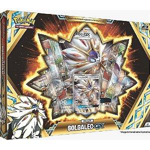 Pokemon Box lendas de Alola