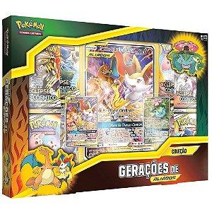 Box Pokemon Geração de Aliados