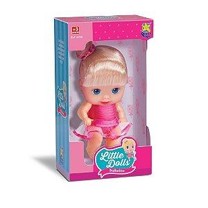 Boneca Little Dolls Bailarina N