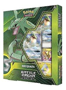 Arena Batalha Rayquaza VS Ultra Necrozm