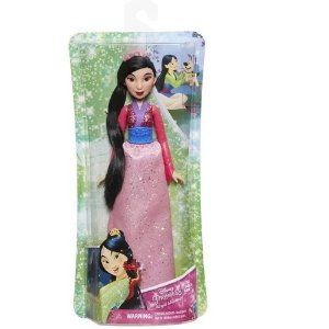 Princesas Boneca Classica Mulan