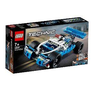 Lego Techinic Perseguição Policial