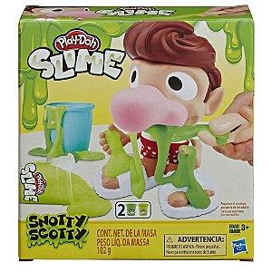 Play Doh Snotty Scotty