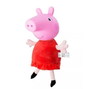 Peppa Pig Cabeça de Vinil