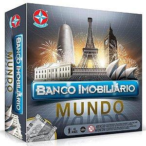 Jogo Banco Imobiliário Mundo