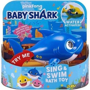 Robo Alive Junior Baby Shark