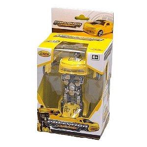 Carro Robo  Amarelo