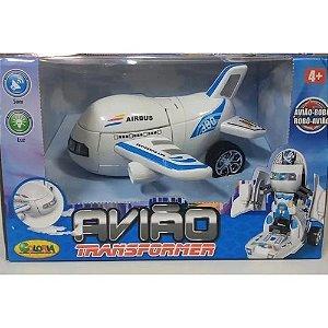 Avião Robo