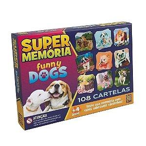 Super Memoria Funny Dogs