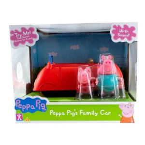 Peppa Pig Carro da Familia