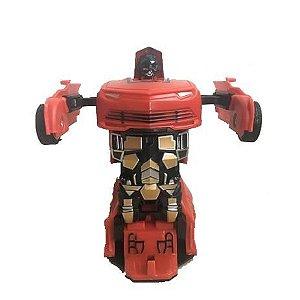 Carro Robô vermelho