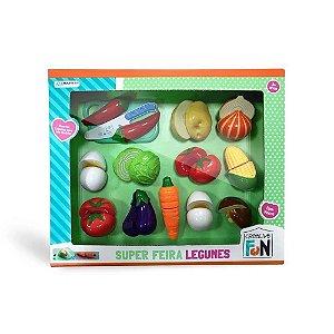 Creative Fun Super Feira de Legumes