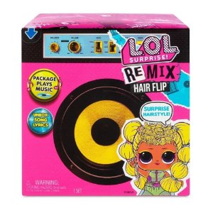 L.O.L. Surprise Remix HairFliP Tots