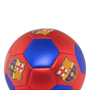 Bola Futebol Barcelona Metálica N 5