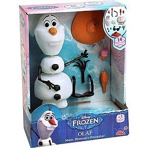 Boneco Frozen Olaf