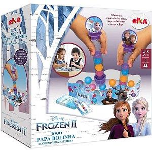 Jogo Papa Bolinha Elemen Natureza Frozen