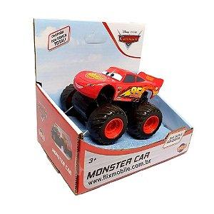 Veiculo carros monster Roda livre