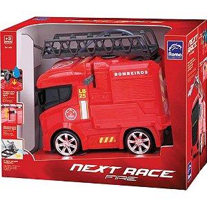 Next Race Fire Caminhão Bombeiro