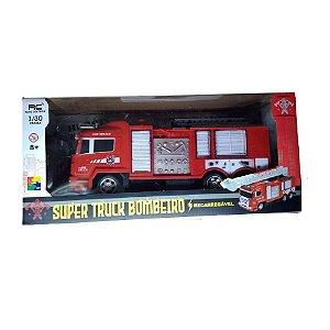 Caminhão Truck Bombeiro