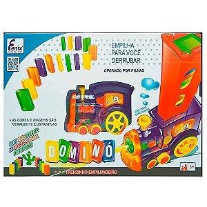 Trenzinho Domino Empilhadeiro
