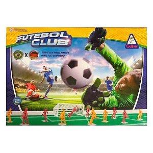Futebol de Botão Club 2 Seleção Bra x Ale