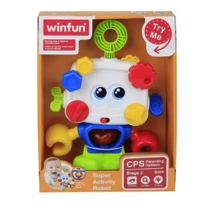 Baby Robô Winfun
