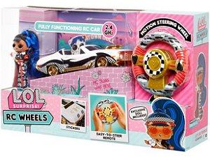 Carro R/C Lol Wheels