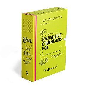 BOX OS EVANGELHOS COMENTADOS