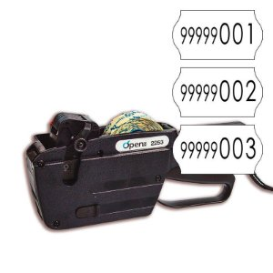 Etiquetadora manual Open Tex 2253