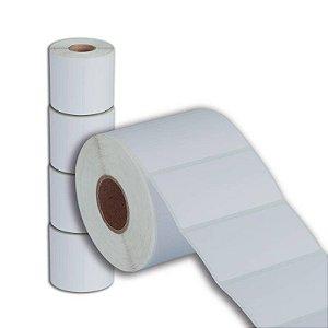 Etiqueta 60x30mm Térmica adesiva para Balança Toledo Filizola Urano - 4 rolos
