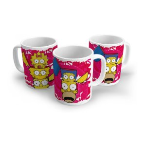 Caneca Os Simpsons Inside