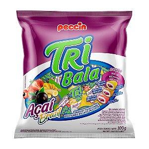 Bala Tribala Açaí Sortida 100g