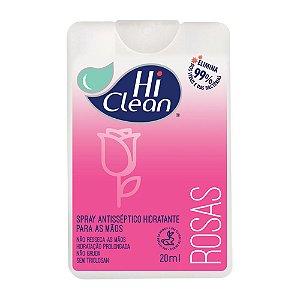 Hi Clean Spray Antisséptico Rosas 20ml
