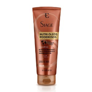 Shampoo Siàge Nutri Óleos Poderosos 250ml