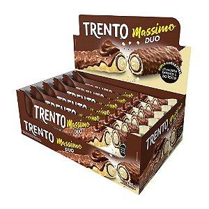 Trento Wafer Massimo Duo Com 16un