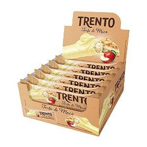 Trento Wafer Torta De Maça Display Com 16un