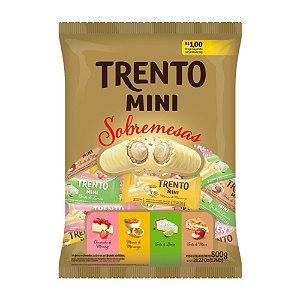 Trento Wafer Mini Sobremesas 800g