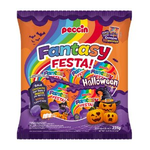 Pirulito Fantasy Festa Halloween 235g