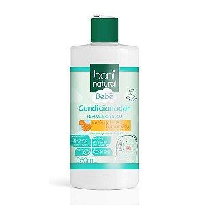 Boni Natural Condicionador Bebê Calêndula E Hamamélis 250ml