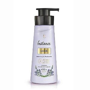 Hidratante Desodorante Corporal Lavanda Instance 400ml