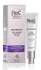 Roc Pro Renove Fluído 1% - 40mL